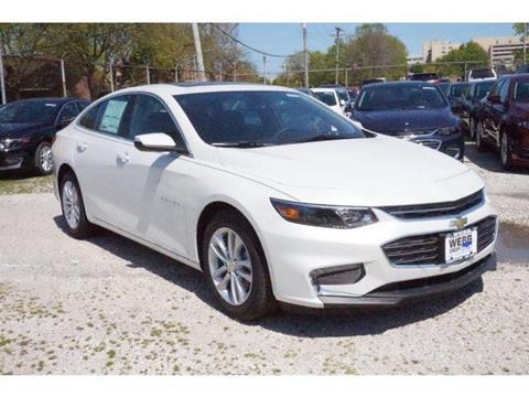 2017 Chevrolet Malibu for sale in Plainfield, IL