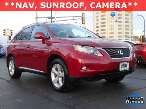 2012 Lexus RX 350 for sale in Oak Lawn, IL