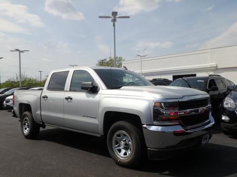 2017 Chevrolet Silverado 1500 for sale in Oak Lawn IL