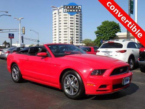 2014 Ford Mustang for sale in Oak Lawn IL