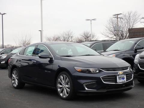 2017 Chevrolet Malibu for sale in Oak Lawn, IL