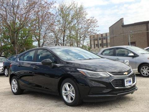 2017 Chevrolet Cruze for sale in Oak Lawn IL