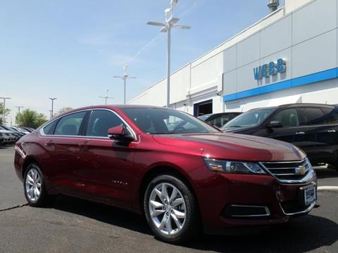 2017 Chevrolet Impala for sale in Oak Lawn, IL