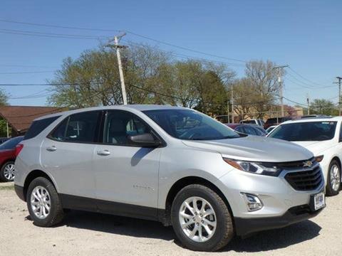 2018 Chevrolet Equinox for sale in Oak Lawn, IL