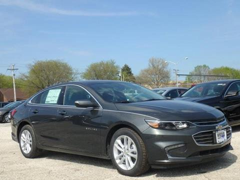 2017 Chevrolet Malibu for sale in Oak Lawn, IL