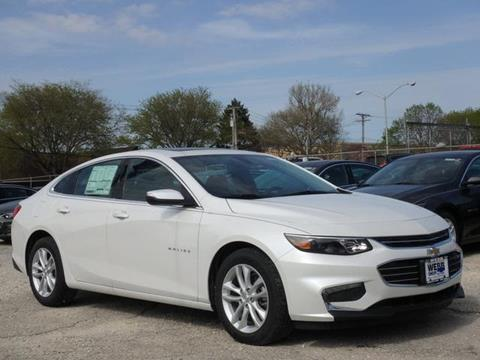 2017 Chevrolet Malibu for sale in Oak Lawn IL