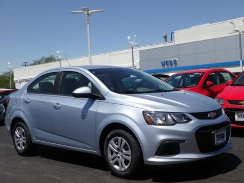 2017 Chevrolet Sonic for sale in Oak Lawn, IL