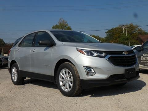 2018 Chevrolet Equinox for sale in Oak Lawn IL