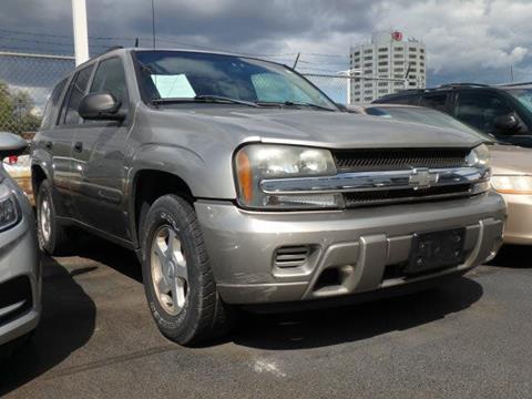 2002 Chevrolet TrailBlazer for sale in Oak Lawn IL