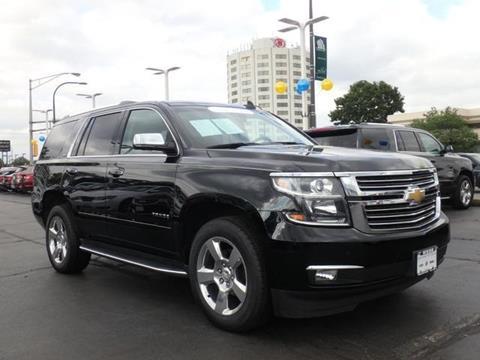 2016 Chevrolet Tahoe for sale in Oak Lawn, IL