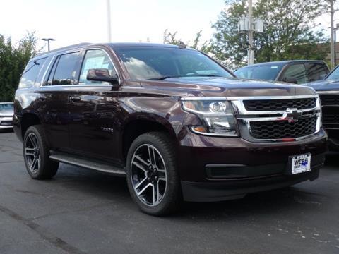 2017 Chevrolet Tahoe for sale in Oak Lawn, IL