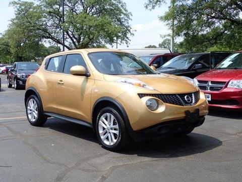 2014 Nissan JUKE for sale in Oak Lawn IL