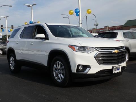 2018 Chevrolet Traverse for sale in Oak Lawn IL