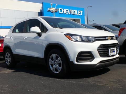 2017 Chevrolet Trax for sale in Oak Lawn IL