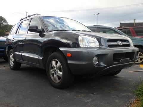 2006 Hyundai Santa Fe for sale in Oak Lawn, IL