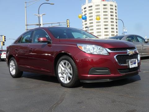 2015 Chevrolet Malibu for sale in Oak Lawn, IL