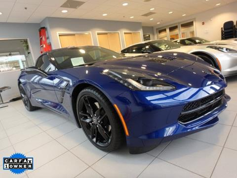 2017 Chevrolet Corvette for sale in Oak Lawn IL