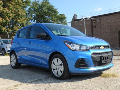 2017 Chevrolet Spark for sale in Oak Lawn IL