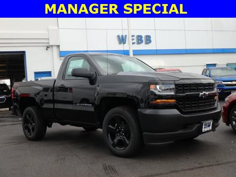 2018 Chevrolet Silverado 1500 for sale in Oak Lawn, IL