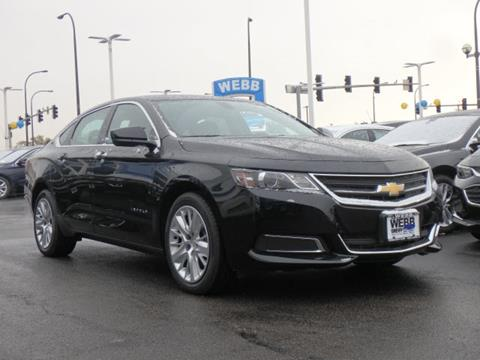2018 Chevrolet Impala for sale in Oak Lawn IL