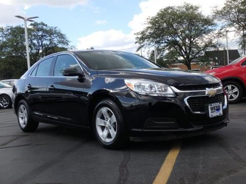 2016 Chevrolet Malibu Limited for sale in Oak Lawn, IL