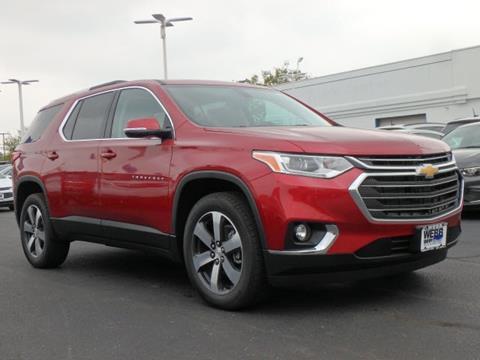 2018 Chevrolet Traverse for sale in Oak Lawn, IL
