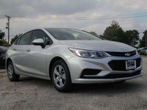 2018 Chevrolet Cruze for sale in Oak Lawn IL