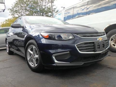 2016 Chevrolet Malibu for sale in Oak Lawn, IL