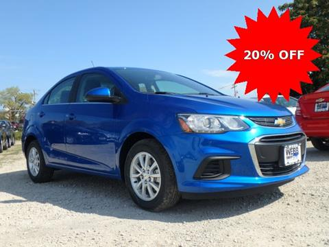 2018 Chevrolet Sonic for sale in Oak Lawn IL