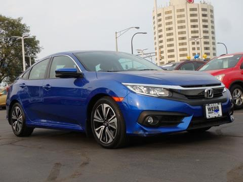 2016 Honda Civic for sale in Oak Lawn IL