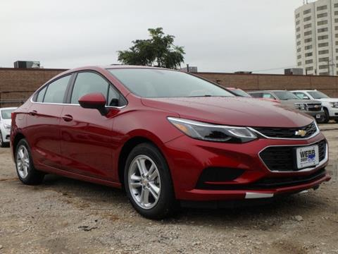 2018 Chevrolet Cruze for sale in Oak Lawn IL