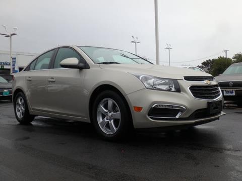 2016 Chevrolet Cruze Limited for sale in Oak Lawn, IL