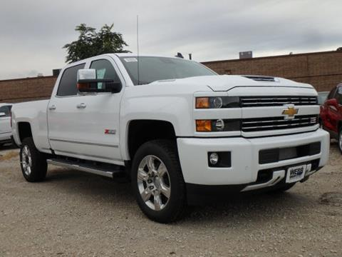2018 Chevrolet Silverado 2500HD for sale in Oak Lawn IL