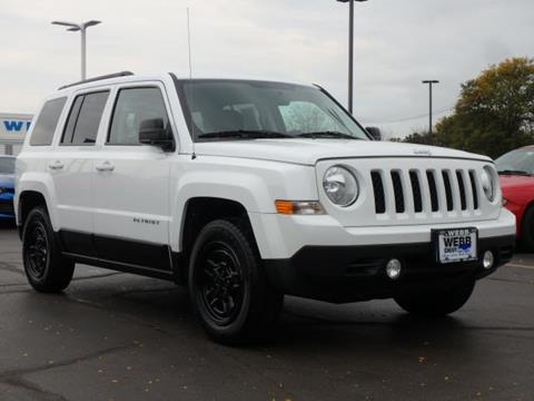 2015 Jeep Patriot for sale in Oak Lawn IL