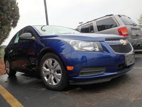 2013 Chevrolet Cruze for sale in Oak Lawn IL