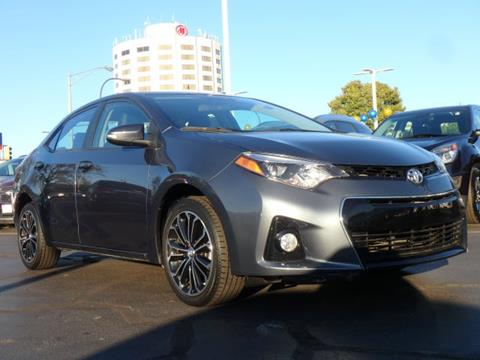 2015 Toyota Corolla for sale in Oak Lawn IL