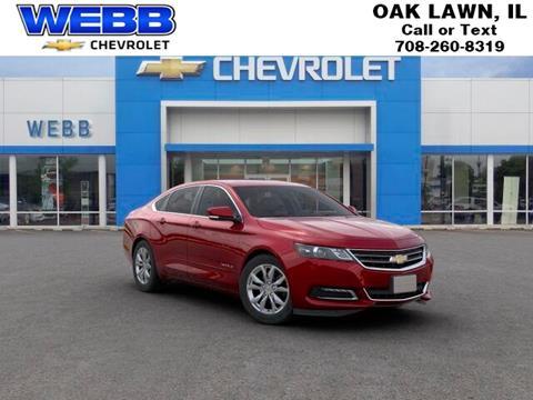 2019 Chevrolet Impala for sale in Oak Lawn, IL