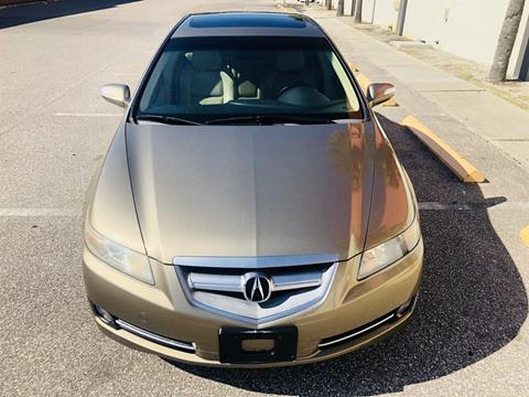 2008 Acura TL for sale in Tampa, FL