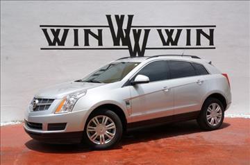2011 Cadillac SRX for sale in Hialeah, FL