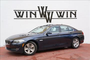 2011 BMW 5 Series for sale in Hialeah, FL
