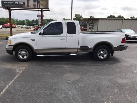 2003 Ford F-150 for sale in Lonoke, AR