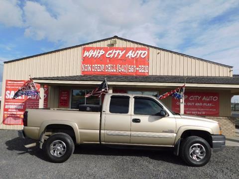 2004 Chevrolet Silverado 2500HD for sale in Hermiston, OR