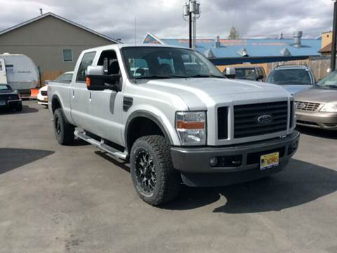 2008 Ford F-250 Super Duty for sale in Anchorage, AK