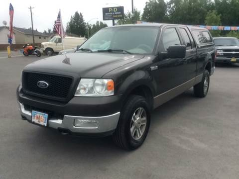 2005 Ford F-150 for sale in Anchorage, AK