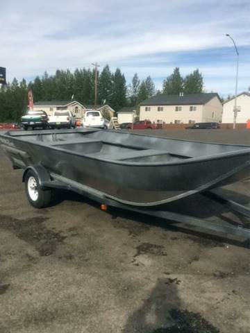 2018 Marian Boat 17' Flat bottom for sale in Anchorage, AK