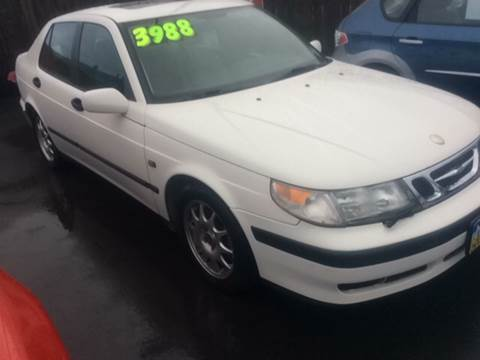 2001 Saab 9-5 for sale in Anchorage, AK
