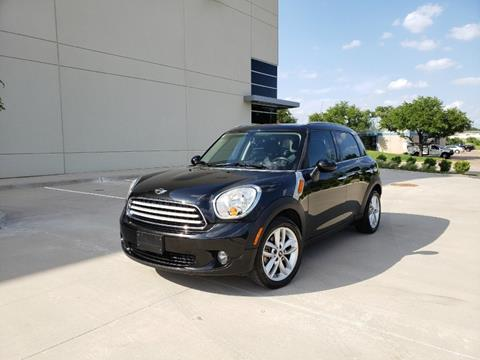 Used Mini Cooper Countryman For Sale Carsforsalecom