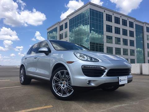 2013 Porsche Cayenne for sale in Austin, TX
