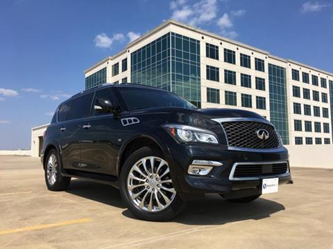 2015 Infiniti QX80 for sale in Austin, TX