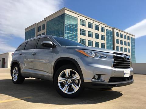 2014 Toyota Highlander for sale in Austin, TX